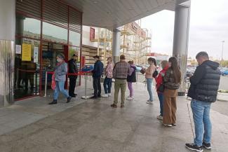 «Дурдом, так и запишите»: как в Казани прошел первый день жестких коронавирусных ограничений