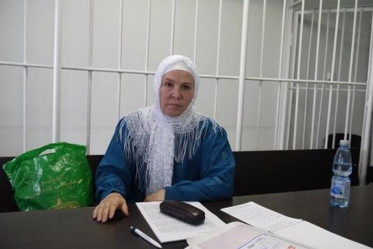 «Бабушка татарского суверенитета» снова получила год условно