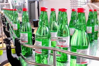 Минеральную воду «Тарханская» начали выпускать в Тетюшском районе