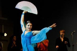 Откуда у Анны испанская страсть: казанскую танцовщицу фламенко признали выдающейся