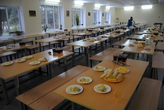 В Татарстане дети отравились в школьной столовой