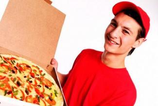В Казани заказчики ограбили разносчиков пиццы