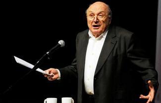 Михаил Жванецкий в Казани: «Главное - чтобы старость не кончалась»