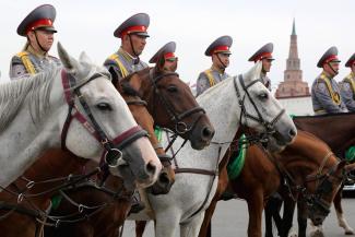 Казанская полиция празднует 40-летие УМВД
