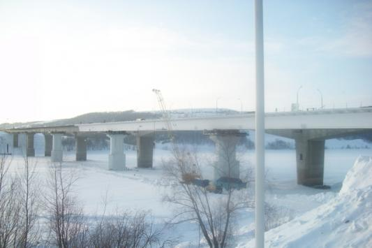 Одним мостом больше, одним - меньше