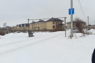 «Это наша дорога, мы ее строили!»: жители коттеджного поселка под Казанью воюют с властями из-за шлагбаума