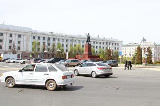 Казанскую площадь Свободы хотят превратить в лужайку, но Ленина не тронут