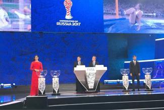 Семак и Исинбаева отправили Мексику в Казань на встречу с Россией