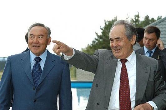 Президент Казахстана минимум трижды посещал Казань Фото shaimiev.tatarstan.ru