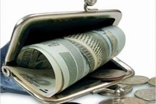 На переломе года средняя зарплата снизилась