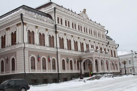 В Казани гостиницы растут как грибы