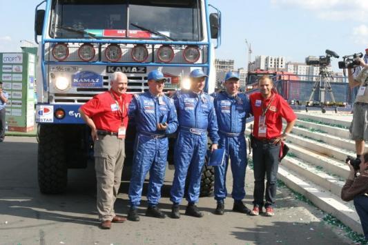 Царь грузовиков навсегда отказался от гонок