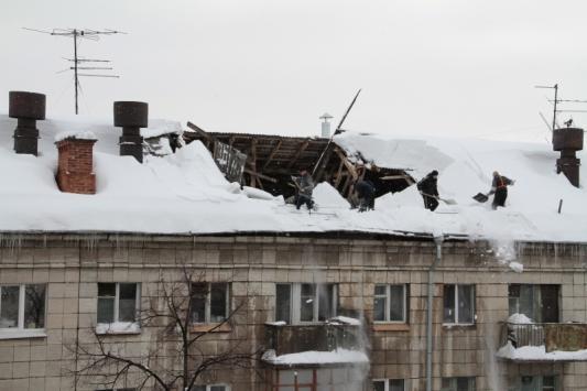 """""""Фиалка"""" в снегу, или Ускорение падения"""