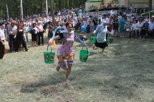 Билеты на Всероссийский Сабантуй продаваться не будут
