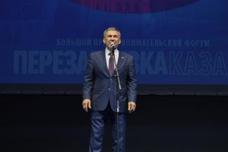 Рустам Минниханов: Наша задача - сделать всё необходимое для развития малого и среднего бизнеса