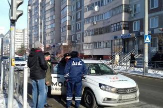 «Я стоял, а он наехал»: пешеходы в Казани устраивают водителям подставы не ради денег, а из принципа?