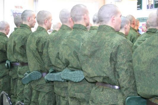Бегом от армии