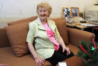 Для кого Новый год, а для нее — новый век: жительница Казани дожила до 100 лет, танцуя