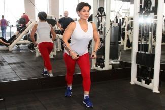 Казанская фитнес-королева: «Попу накачать можно, а бюст нельзя»