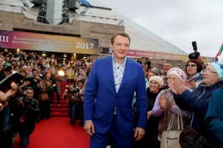 Марат Башаров на Казанском фестивале мусульманского кино раскрыл секрет «Битвы экстрасенсов»