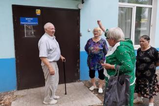 «Поможет только Путин?»: в казанском поселке пенсионеры собираются просить президента помочь им вакцинироваться