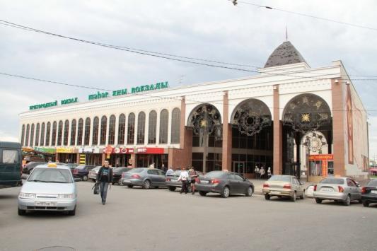Пригородный вокзал реконструируют