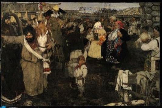 Музей ковбоев продает картины Николая Фешина