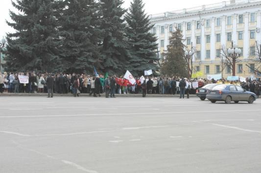 В День студента молодежь собирается выйти на площадь