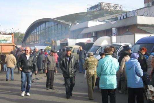 В Казани закроют Чеховский рынок