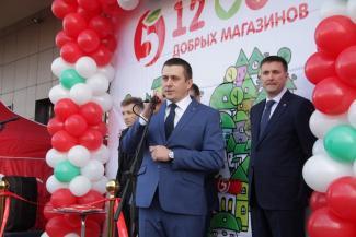 «Пятерочка» порадовала жителей Казани новым магазином