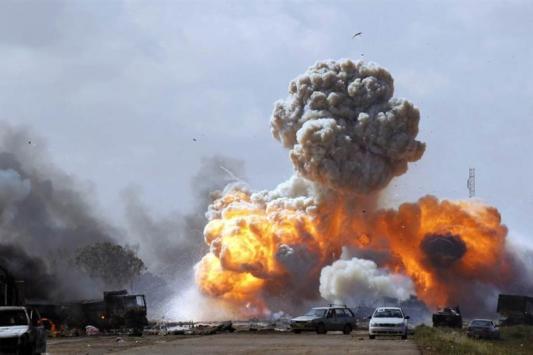 Сколько же потеряет Татнефть из-за войны в Ливии?