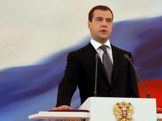 В России будет один президент