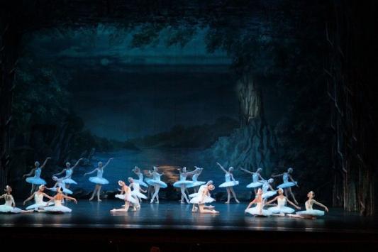 Казанский балет увидят в семи странах