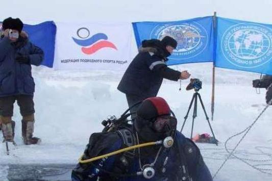Казанцы едут купаться в Антарктиду