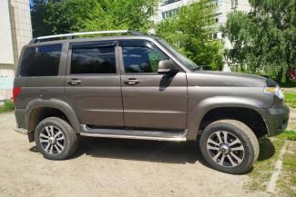 А «Патриот»-то с гнильцой: казанский юрист отсудил у завода двойную цену за ржавеющий «УАЗ»