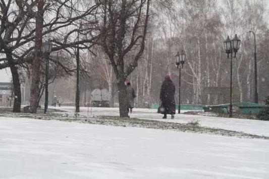 Какой будет нынешняя зима?