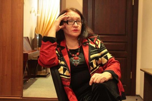Масгуда Шамсутдинова мечтает о татарском космодроме