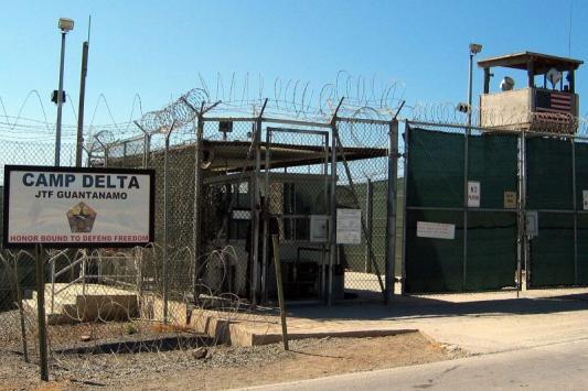 Суд запретил лекцию бывшего узника Гуантанамо