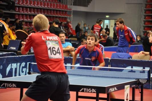 Европейские надежды настольного тенниса съехались в Казань