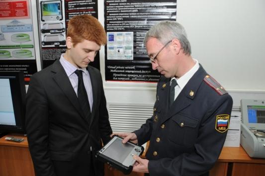 Ускорение полицейским придаст электроника?