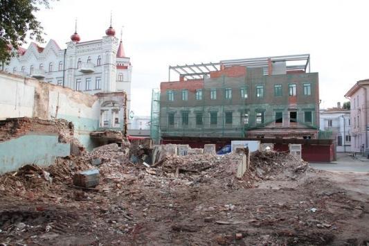 """Префектуре """"Старый город"""" доверили культурное наследие"""