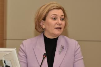 «Татарстан - лидер и по количеству штрафов, и по сумме»: Анна Попова похвалила Марину Патяшину за отличную работу