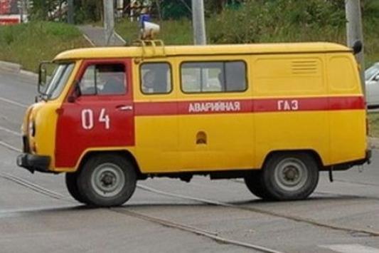 На Маяковского - утечка газа