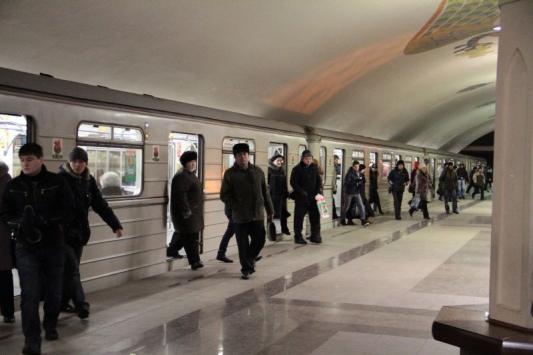 Песни на стихи Тукая споют работники Метроэлектротранса