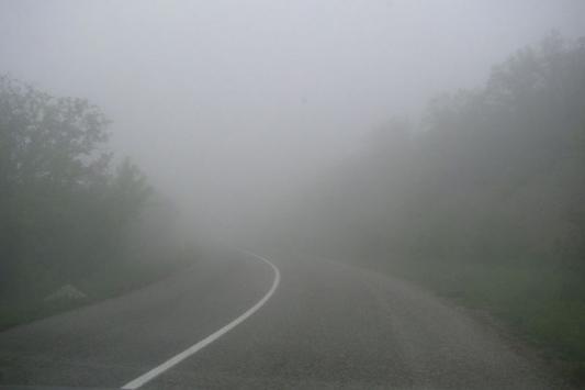 Автомобиль с двумя жителями Татарстана исчез в тумане в Чувашии