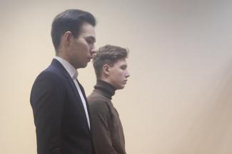 Юные рэкетиры из КФУ, напугавшие казанских автомобилистов, отделались «условкой»