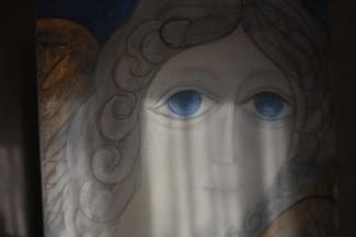 Вместо ледовых скульптур в Раифе на Крещение выставят картины