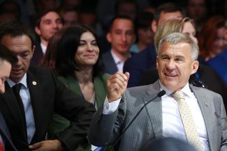 Рустам Минниханов: «Предприниматель никогда не будет любить власть, мы его должны любить»