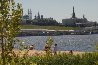 Капризное лето - 2020: на Казань надвигается похолодание