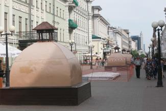 Питейному заведению на Баумана помешали купола